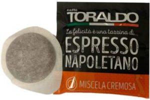 Caffè TORALDO ESPRESSO NAPOLETANO MISCELA CREMOSA