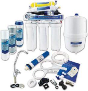 Finerfilters Unità con Pompa per Osmosi Inversa