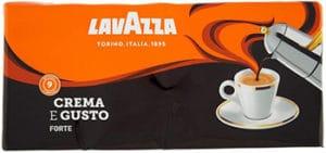 Lavazza Caffè Macinato Crema e Gusto Forte