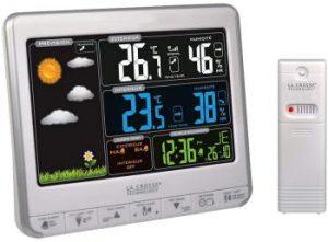 La Crosse Technology WS6826WHI-SIL