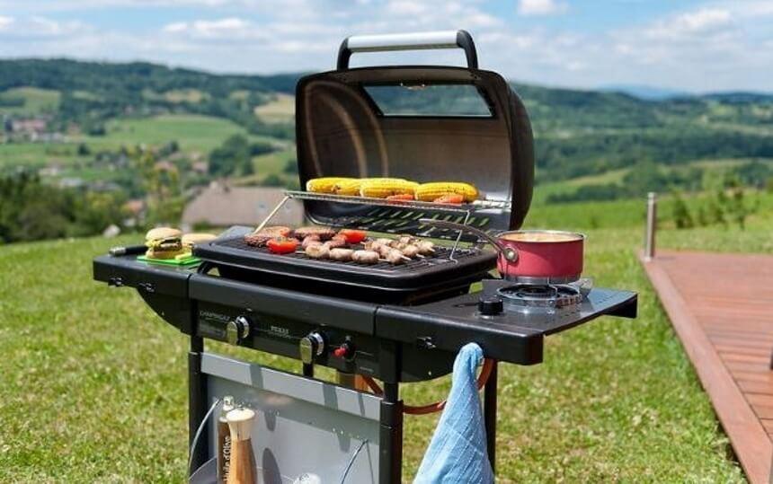 4 Migliori Barbecue a Gas con Pietra Lavica - Più Moderni e Avanguardia Barbecue a Gas