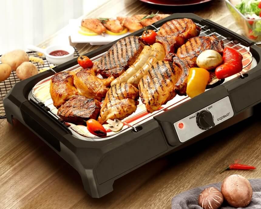 6 Migliori Barbecue senza Fumo - Belle Giornate per Riunirsi con Amici