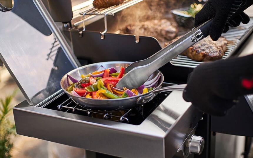 7 Migliori Barbecue a Gas - Barbecue in Stile Americano