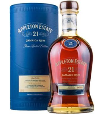 Appleton Estate Rum Giamaicano Invecchiato 21 Anni