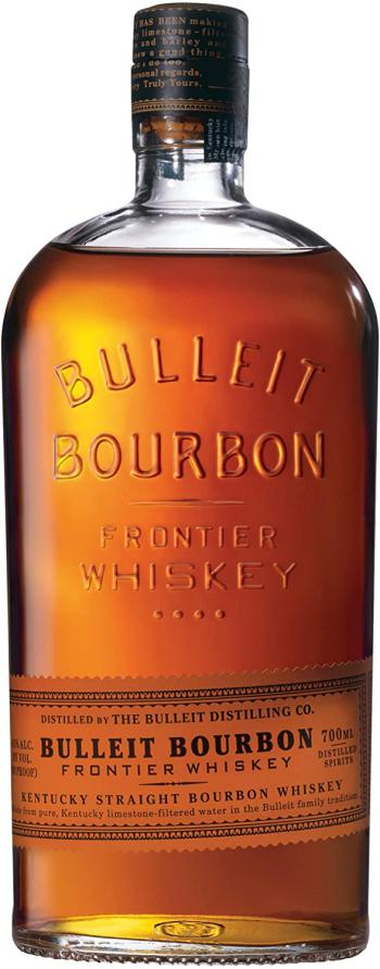 Bulleit Bourbon Frontier Whiskey americano