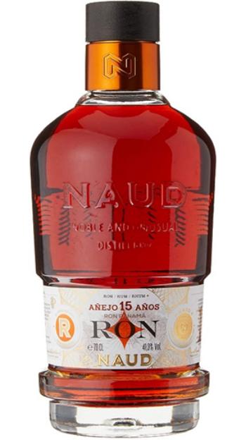 Naud 15 Anni Vecchio Anejo Ron Panama Rum