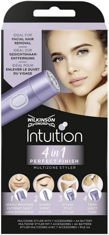 WILKINSON Sword Intuition Perfect Finish 4 In 1
