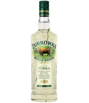 Zubrowka Vodka Bison Grass