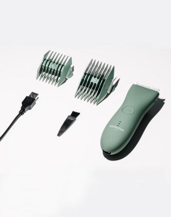 Trimmer di Meridian: rasoio elettrico sotto la cintura costruito per gli uomini