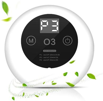 Collen Generatore di Ozono con Spina