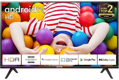 TCL 32ES561, Smart Android TV