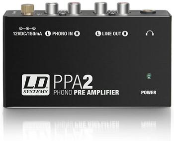 LD Systems ldppa2 – ppa2 preamplificatore/equalizzatore