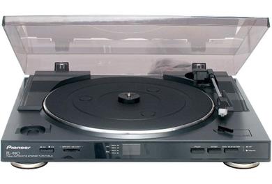 Pioneer PL-990, Giradischi stereo