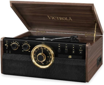Victrola Empire Vynil Music Centre 6-in-1